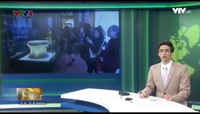 Bản tin tiếng Nga - 14/01/2017