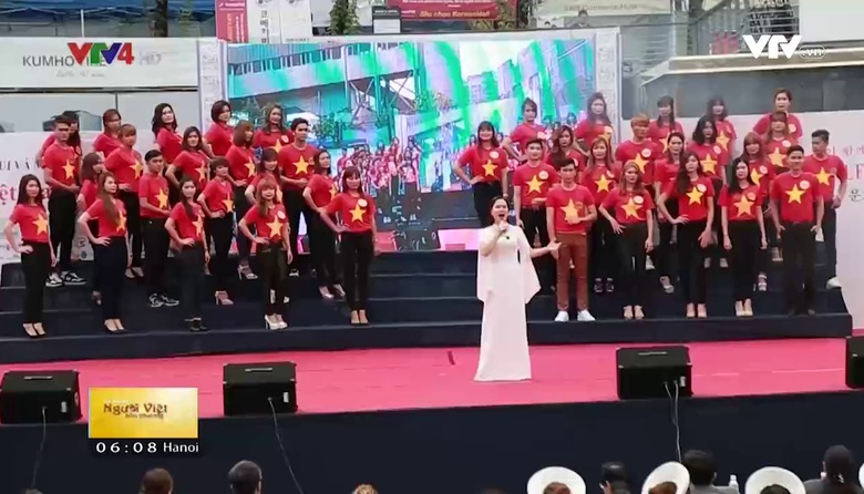 Người Việt bốn phương - 18/01/2017