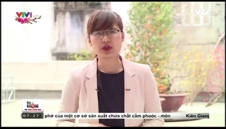 Nói không với thực phẩm bẩn (7h25) - 23/01/2017