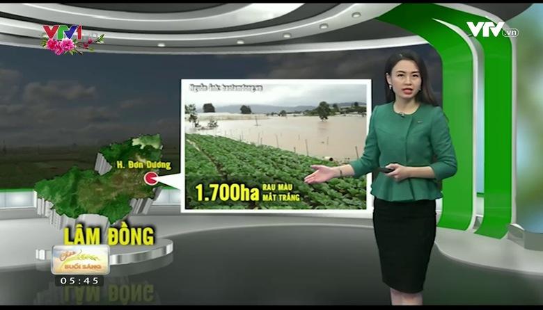 Bản tin thời tiết nông vụ - 23/01/2017