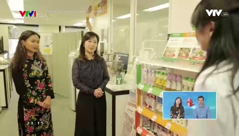 Giao lưu văn hóa Việt - Nhật: Trải nghiệm nông nghiệp Nhật Bản