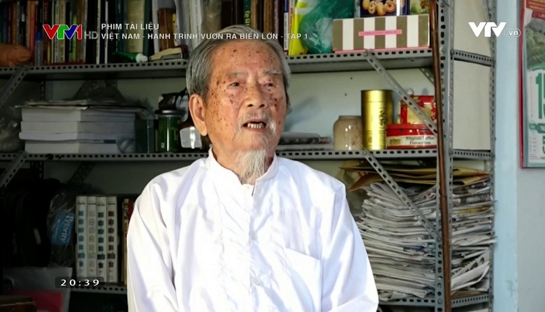 Phim tài liệu: Việt Nam - Hành trình ra biển lớn - Tập 1