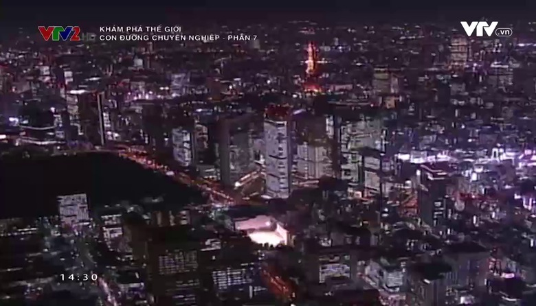 Khám phá thế giới: Con đường chuyên nghiệp - Phần 7