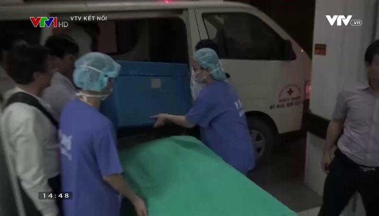"""VTV kết nối: Phim tài liệu """"Tiếp tục sự sống sau cái chết"""""""