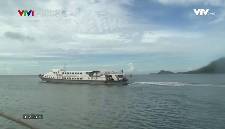 Phóng sự: Đảo ngọc Việt Nam