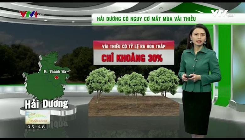Bản tin thời tiết nông vụ - 26/02/2017