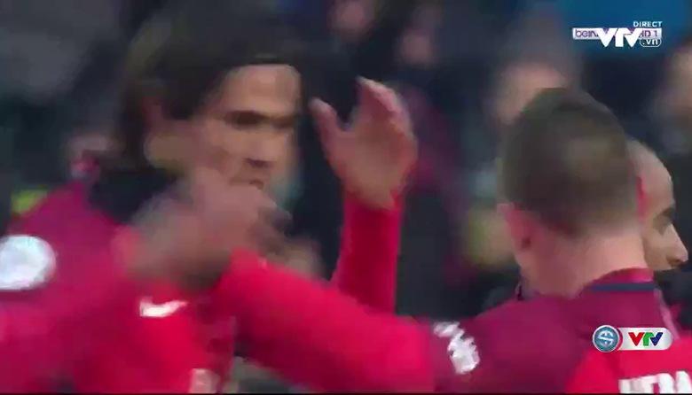 Nantes 0-2 PSG (Vòng 21 Ligue I 2016/17)